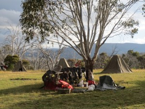 Safari - camp Kosciuszko National Park