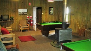 Pool Room Photo